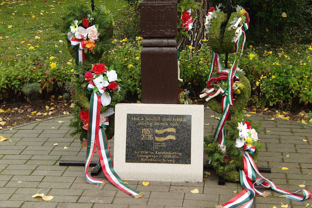 október 23-i községi ünnepség képei