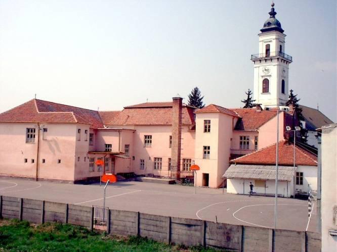 Az Általános Iskola Sportudvara