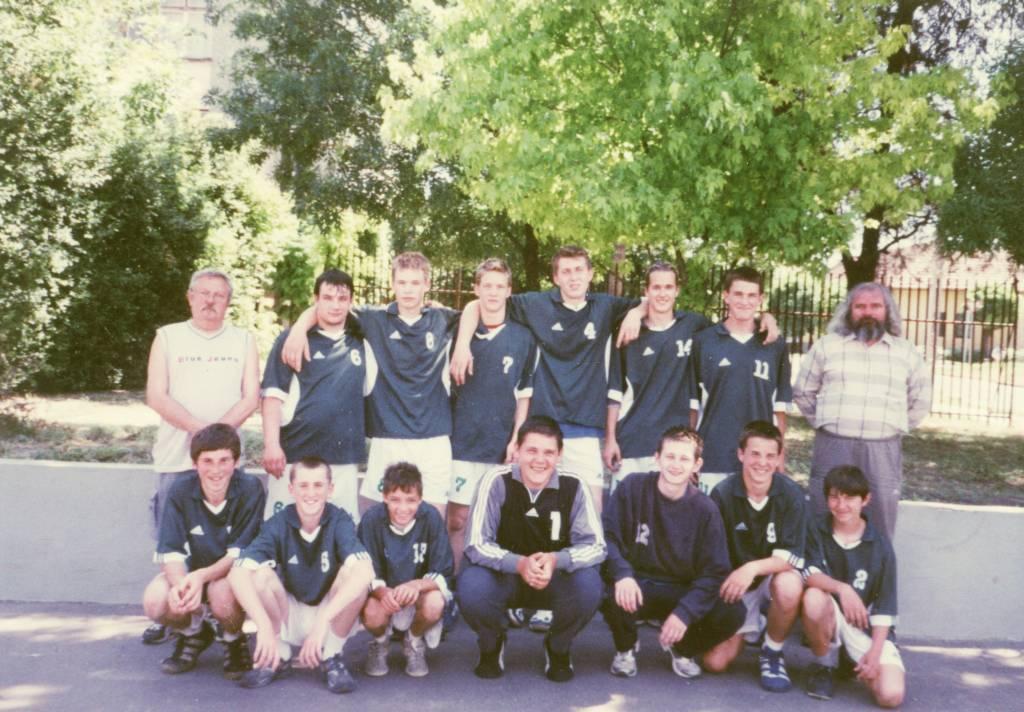 KSK. ifjusági bajnokcsapata  2006-ban