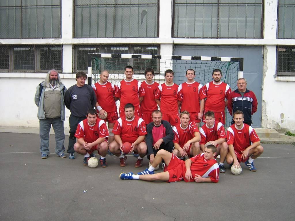 KSK. megyei bajnok csapata 2008-ban